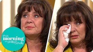 Download Coleen Nolan Breaks Down in Tears Discussing Kim Woodburn | This Morning Video