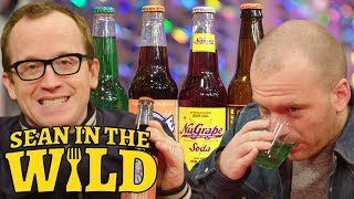 Download Chris Gethard and Sean Evans Compete in a Blind Soda Taste-Test | Sean in the Wild Video