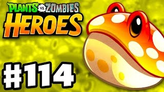 Download Toadstool! - Plants vs. Zombies: Heroes - Gameplay Walkthrough Part 114 (iOS, Android) Video