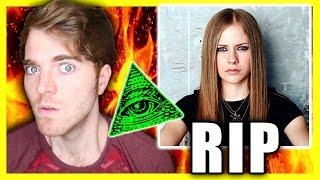 Download AVRIL LAVIGNE CONSPIRACY THEORY Video