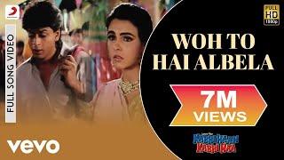 Download Who Toh Hai Albela - Kabhi Haan Kabhi Naa | Shah Rukh Khan | Suchitra Krishnamurthy Video