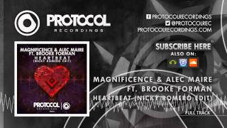 Download Magnificence & Alec Maire ft. Brooke Forman - Heartbeat (Nicky Romero Edit) Video