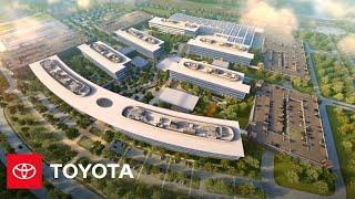 Download Sneak Peek: Toyota's Future North American Headquarters | Toyota Video