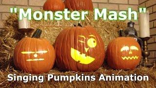 Download Monster Mash - Singing Pumpkins Animation Video