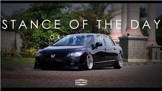 Download Stance Of The day Okifa's   Honda Civic Fd1 Video