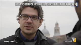 Download Padova si chiede perchè nessuno si è accorto delle mile amanti di Don Contin Video