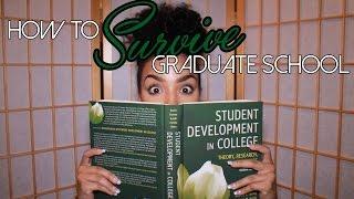 Download Ten Tips: How to Survive Graduate School Video