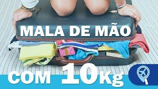 Download 9 dicas para viajar só com a bagagem de mão com até 10 quilos Video