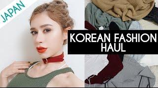 Download KOREAN FASHION HAUL Video