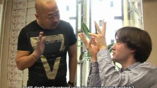 Download An American man has his hair cut in China -Our Vision Ep.39-2 - BONTV Video