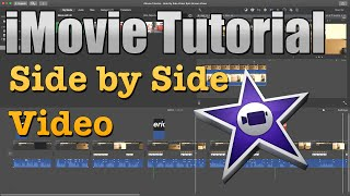 Download iMovie Tutorial 2016 - Split Screen Video | Side By Side Video [10.1] Video