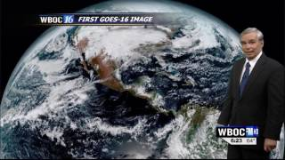 Download Weather Satellite GOES-16 Video