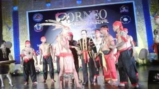 Download Panglima Bujang Berani (Dayak) Video