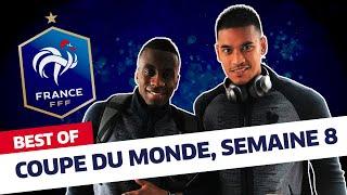 Download Équipe de France : Best Of des Bleus (semaine 8) I FFF 2018 Video