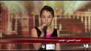 Download #ArabsGotTalent - S2 - Ep5 - ليديا العسلي Video