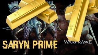 Download Warframe T4 Survival Solo - Saryn Prime Video