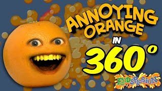 Download Annoying Orange in 360 Degrees! | FOODSPLOSION! (feat. Shira Lazar) Video
