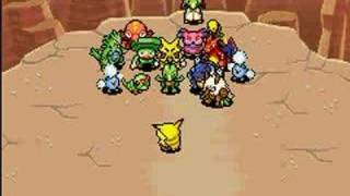 Download Pokemon Mystery Dungeon (Red) Ending Video