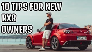 Download 10 TIPS FOR NEW RX8 OWNERS | Better Fuel Economy, Reliability & Power Video