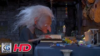 Download CGI 3D Animated Short: ″The Spell″ - by Carter Chin Video