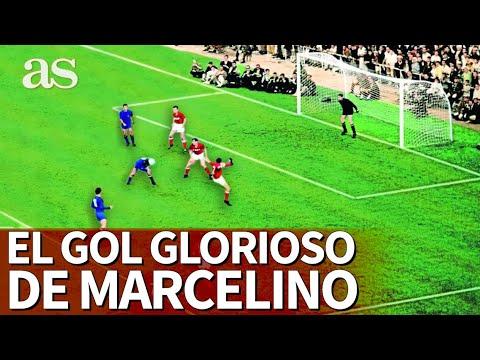 Marcelino describe el primer gol glorioso de la Selección | Diario AS