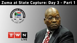 Download DAY 3: Part 1 - Former President Jacob Zuma at the Commission into State Capture Video