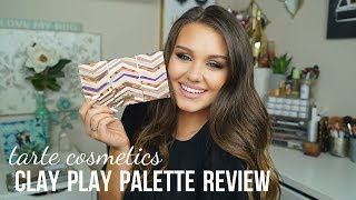 Download TARTE CLAY PLAY FACE PALETTE | IS IT WORTH YOUR MONEY? Video