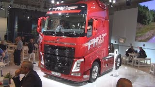 Download Volvo FH 540 I-Shift 25 Year Special Edition Tractor Truck Exterior and Interior Video
