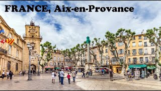 Download Aix-en-Provence, França (2011) Video