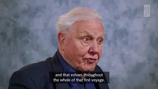 Download Sir David Attenborough on Joseph Banks Video
