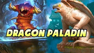 Download HEARTHSTONE LAB #42: DRAGON PALADIN | WITCHWOOD Video