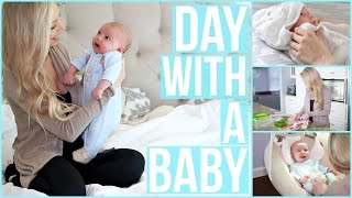 Download Day in the Life with a Newborn! Video