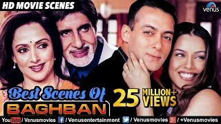 Download Best Scenes Of Baghban | Hindi Movies | Best Bollywood Movie Scenes | Amitabh Bachchan Movies Video