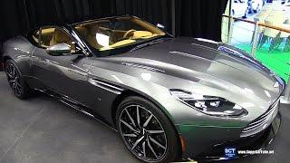 Download 2017 Aston Martin DB11 Launch Edition - Exterior and Interior Walkaround - 2017 Montreal Auto Show Video