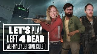 Download Let's Play Left 4 Dead with Ian, Johnny and Aoife - LEFT THREE DEAD?! Video