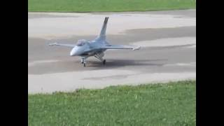 Download HSD F-16 105 mm with GPS. Max Speed 129.1MPH Video