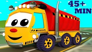 Download Rhymes Compilation with The Wheels on the Truck Shapes Train ABC Song & Other Preschool Rhymes Video