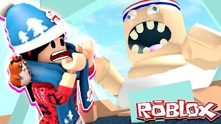 Download Did you just poop me out?!?!! - Roblox Escape the Gym Obby - DOLLASTIC PLAYS! Video