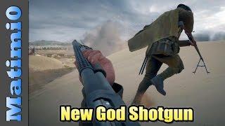 Download New God Shotgun - Battlefield Video