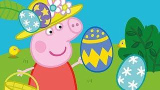 Download Peppa Wutz 🥕🐰 Frohe Ostern! 🐣🥚 Peppa Pig Deutsch Neue Folgen   Cartoons für Kinder Video