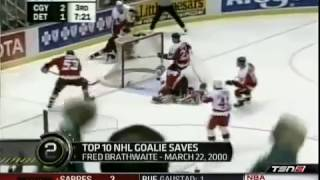 Download TSN Top 10 2 Pad Stackers By NHL Goalie EVER Video