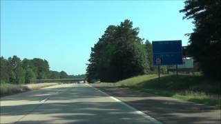 Download Mississippi - Interstate 55 North - Mile Marker 10-20 (5/23/15) Video
