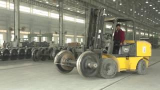 Download Indian Railways: Green initiatives at Modern Rail Coach Factory, Rae Bareli Video