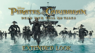 Download Pirates of the Caribbean: Dead Men Tell No Tales: Extended Look Video