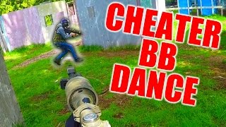 Download Confusing Airsoft Cheater Caught On Camera! Video
