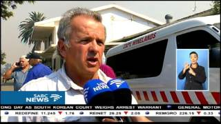 Download Paarl fires spread due to strong winds Video