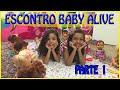 Download Encontro de Baby Alive's (parte 1) ELOAH E DIVERSÃO Video