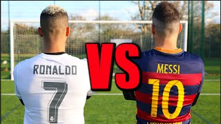 Download Messi VS Ronaldo Video
