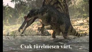 Download Theropodák bolygója: Spinosaurus Video