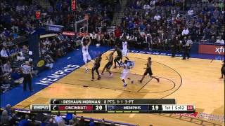 Download Cincinnati Bearcats vs Memphis Tigers - January 15, 2015 Video